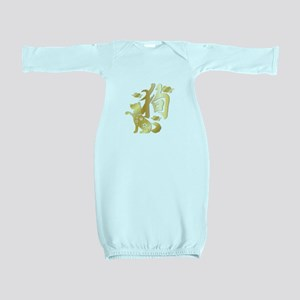 Year Of The Dog 2018 Chinese New Year Sy Baby Gown