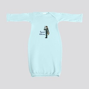 SPECIAL DELIVERY Baby Gown