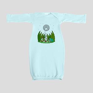2-ScannedImage Baby Gown