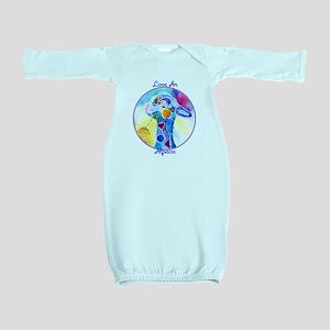 AlpacaCryaZ Baby Gown