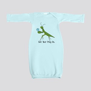 Get Your Pray On Baby Gown