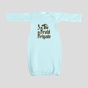 Braid Brigade Baby Gown