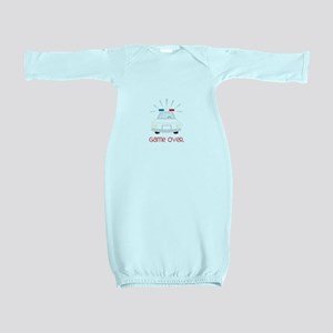 Game Over. Baby Gown