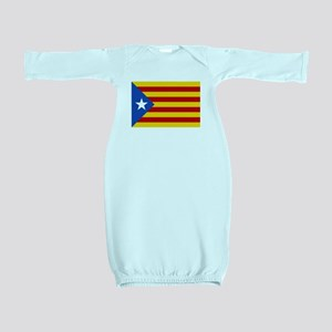 LEstelada Blava Catalan Independence Flag Baby Gow