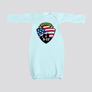 9-11Icon Baby Gown