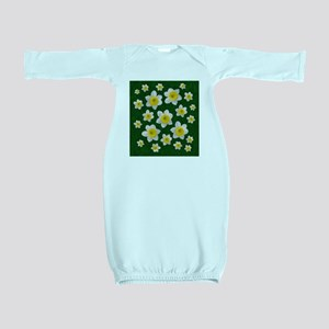 Spring Daffodils Baby Gown