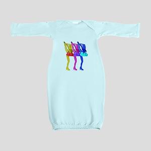 Skater Gurlz Baby Gown