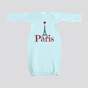 I love Paris Baby Gown