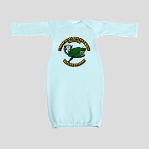 SOF - 5th SFG Dagger - DUI Baby Gown