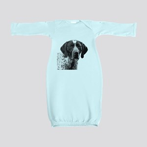 German Shorthaired Pointer Baby Gown