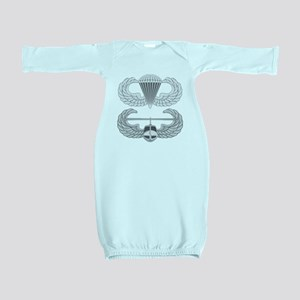 Airborne Air Assault Baby Gown