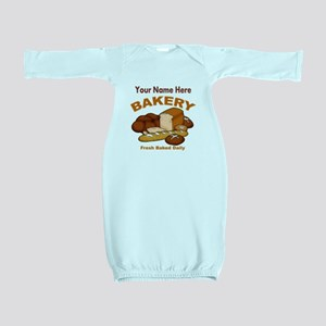 Fresh Baked Bread Baby Gown