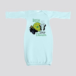 IRISH STEP Dancer Baby Gown