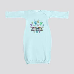 Dancing Sparkles Baby Gown