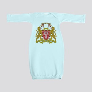 Aberdeen Coat of Arms Baby Gown