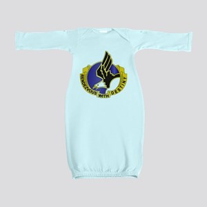 DUI - 101st Airborne Division Baby Gown