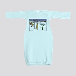 Sleigh Security Baby Gown