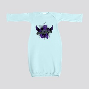 Epilepsy Awareness 16 Baby Gown