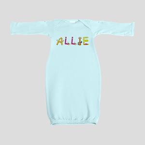 Allie Baby Gown