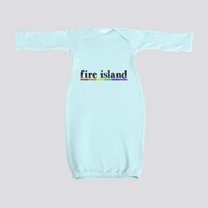 Fire Island Baby Gown