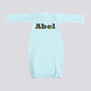 Abel Gold Diamond Bling Baby Gown