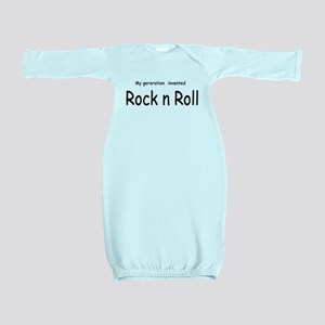 genrock01 Baby Gown