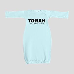Torah Baby Gown