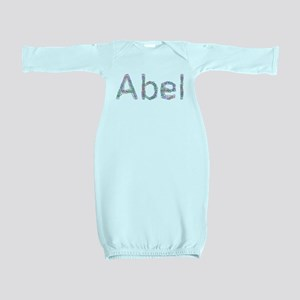 Abel Paper Clips Baby Gown