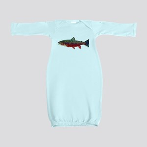 Brook Trout v2 Baby Gown