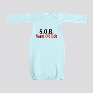 Sweet Old Bob - SOB Baby Gown
