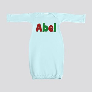 Abel Christmas Baby Gown