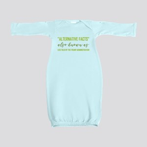 ALTERNATIVE FACTS Baby Gown