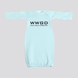 What Would Gibbs Do? Baby Gown