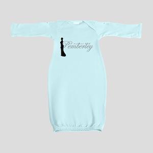 pemberley Baby Gown