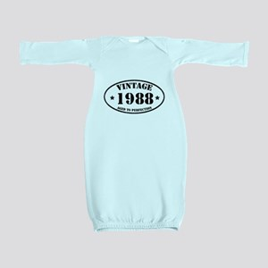 1988 Baby Gown
