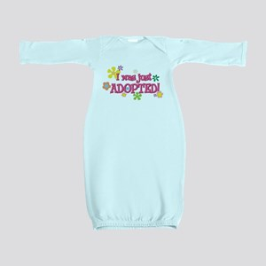JUSTADOPTED44 Baby Gown
