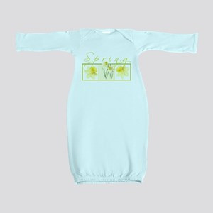 Spring Baby Gown