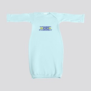 My Sport/Punishment Baby Gown