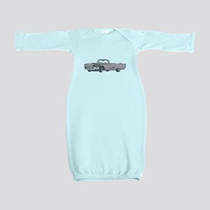 1958 Thunderbird Baby Gown