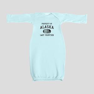Alaska Baby Gown