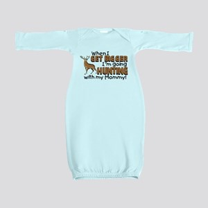 Hunting With Mommy Baby Gown