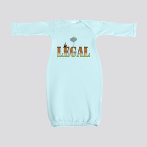 legal01 Baby Gown
