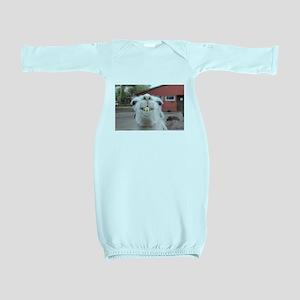 Funny Alpaca Llama Baby Gown