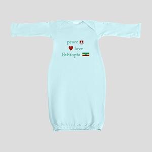 PeaceLoveEthiopia Baby Gown