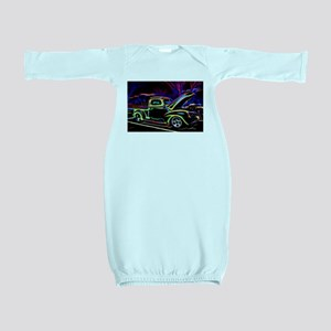 1940 Ford Pick up Truck Neon Baby Gown