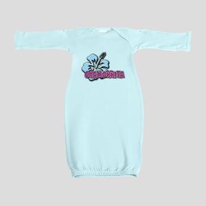 Chamorrita Baby Gown
