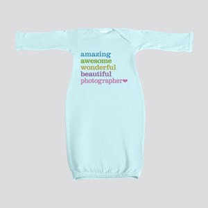 Awesome Photographer Baby Gown