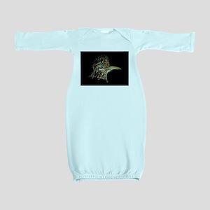 Greater Roadrunner Baby Gown