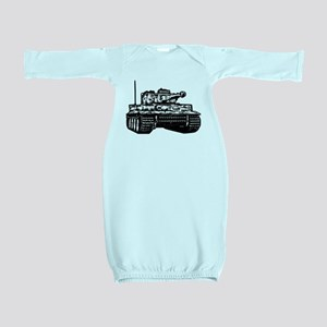 Tiger I Baby Gown