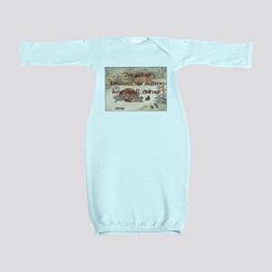 No Act Of Kindness - Aesop Baby Gown